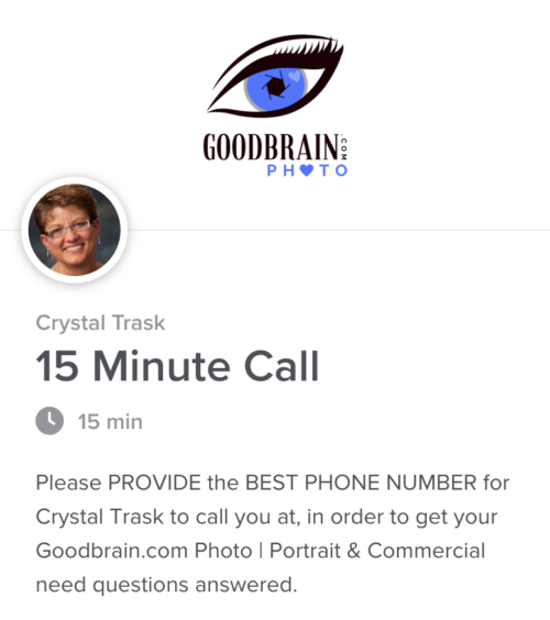 GBPhoto CALL ME 15 minutes could change your life