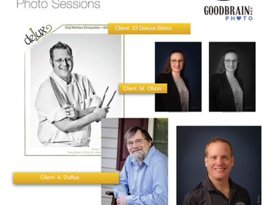 Virtual Profile Portraits Photo Session by Goodbrain.com Photo, An Offer for Professional Profile Portraits